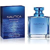 Nautica Midnight Voyage Eau de Toilette for Men, 1.6 Fl Oz