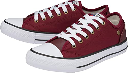Dunlop Ladies Womens Trainers Canvas
