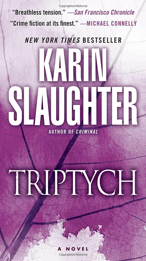 Triptych Novel Karin Slaughter product image