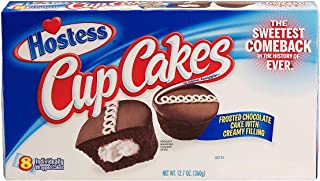 product image for Hostess CupCakes [One 8 Count Package] (Original Chocolate)