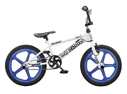 """Rooster Big Daddy RS137M - Bicicleta BMX para niños (20"""", ruedas"""