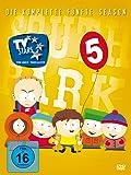 South Park - Die Komplette Fünfte Season (Staffel 5) [3 DVDs]