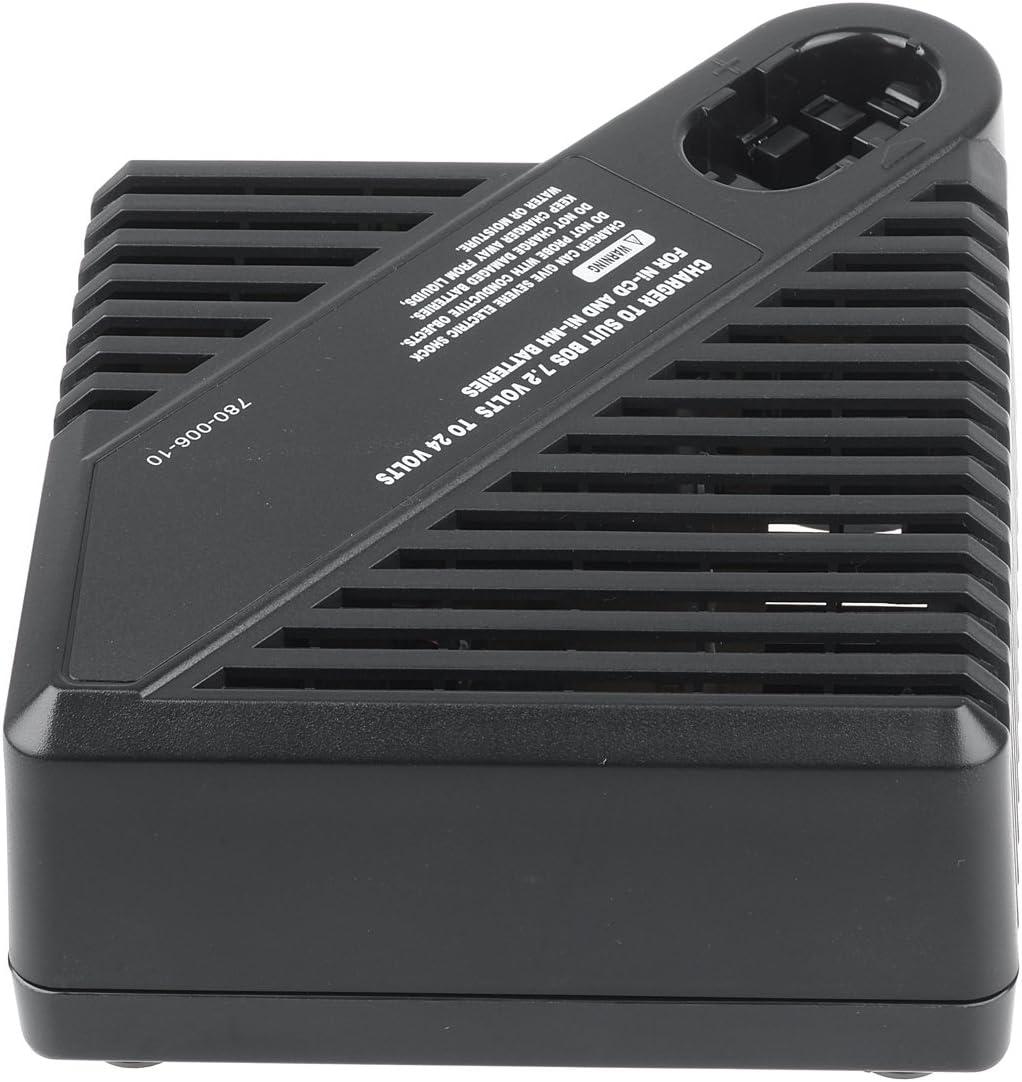 vinteky® Batteria Caricatore per Bosch AL 60dv 1411dv 1419dv
