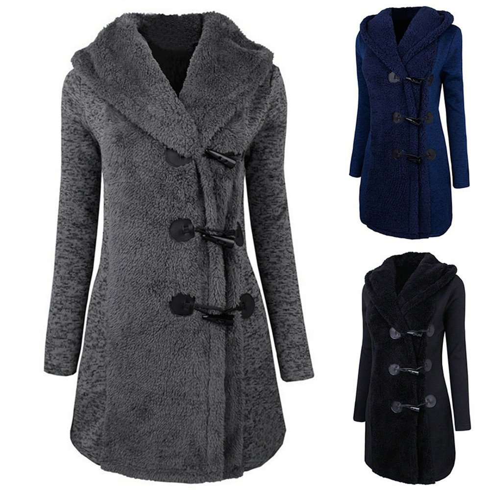 ac60bda26b9 Amazon.com  POTO Coats for Women Clearance