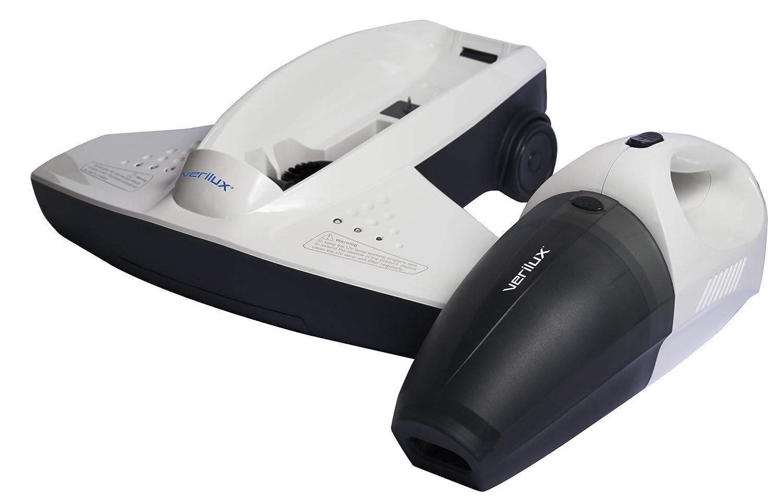 Amazon.com: Verilux CleanWave Sanitizing Portable Vacuum U2013 UV Technology U2013  400 Watt Motor U2013 Cyclonic Action U2013 White: Health U0026 Personal Care