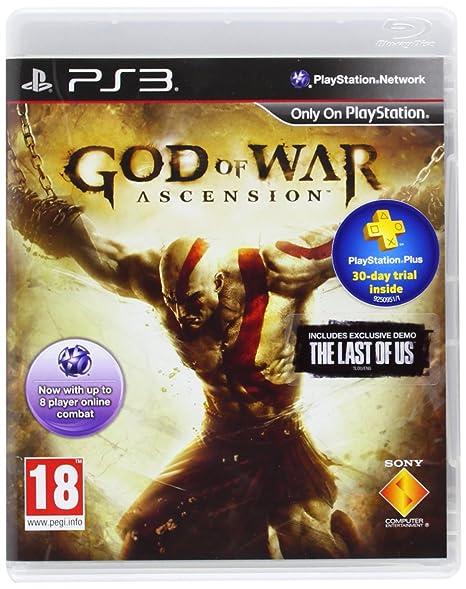 Amazon.com: God Of War: Ascension/PS3: Computers & Accessories