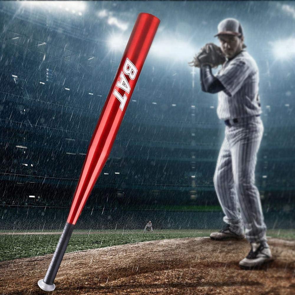 30 Zoll Baseballschl/äger Baseballschl/äger mit rutschfestem Griff Wakects Baseballschl/äger aus Aluminium
