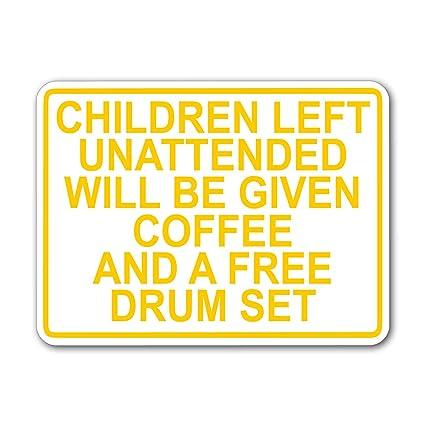 Amazon.com: Ninja Pickle Studios Children Left Unattended ...