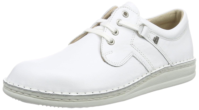 FinnComfort Vaasa, Scarpe Stringate Uomo  Bianco (Wei (Weiss Nappa))