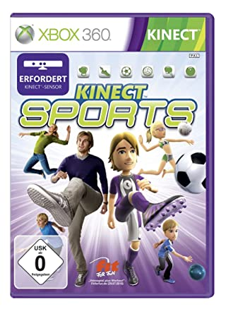 Kinect Sports (Kinect erforderlich) [Importación alemana]