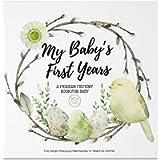 Baby Albums, Frames & Journals