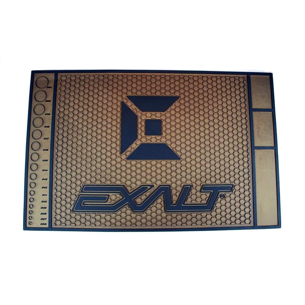 Exalt Paintball HD Rubber Tech Mat - Bronze