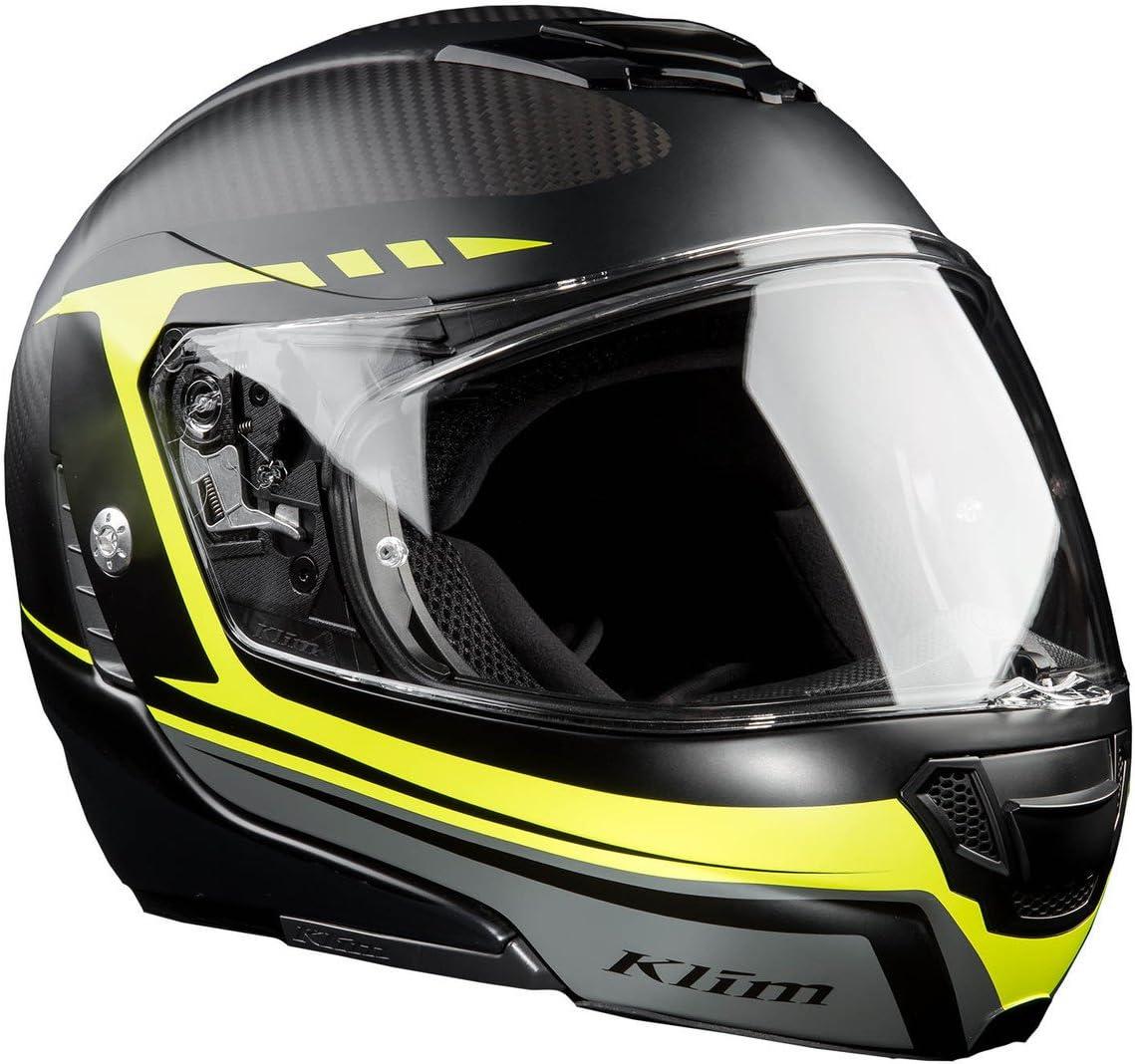 Klim TK1200 Illumino Hi-Viz Helmet