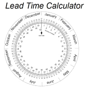 Amazon com: Lead Time Date Calculator: Appstore for Android