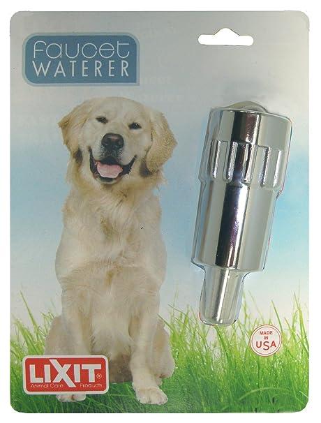 Amazon.com: llave de la lixit el original Perro Waterer (2 ...