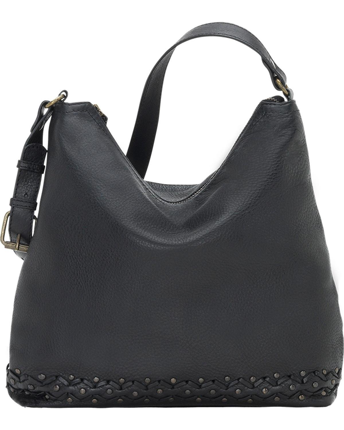 TrueLu The Emily Hobo (Black)