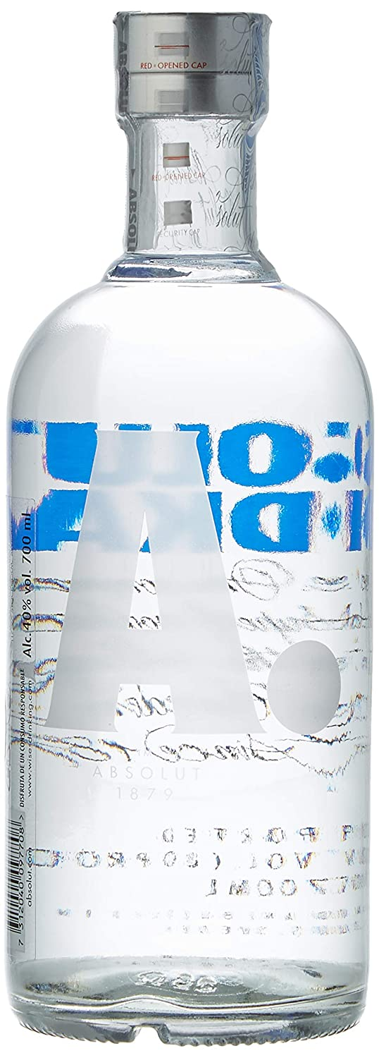 Absolut Vodka Azul - 700 ml