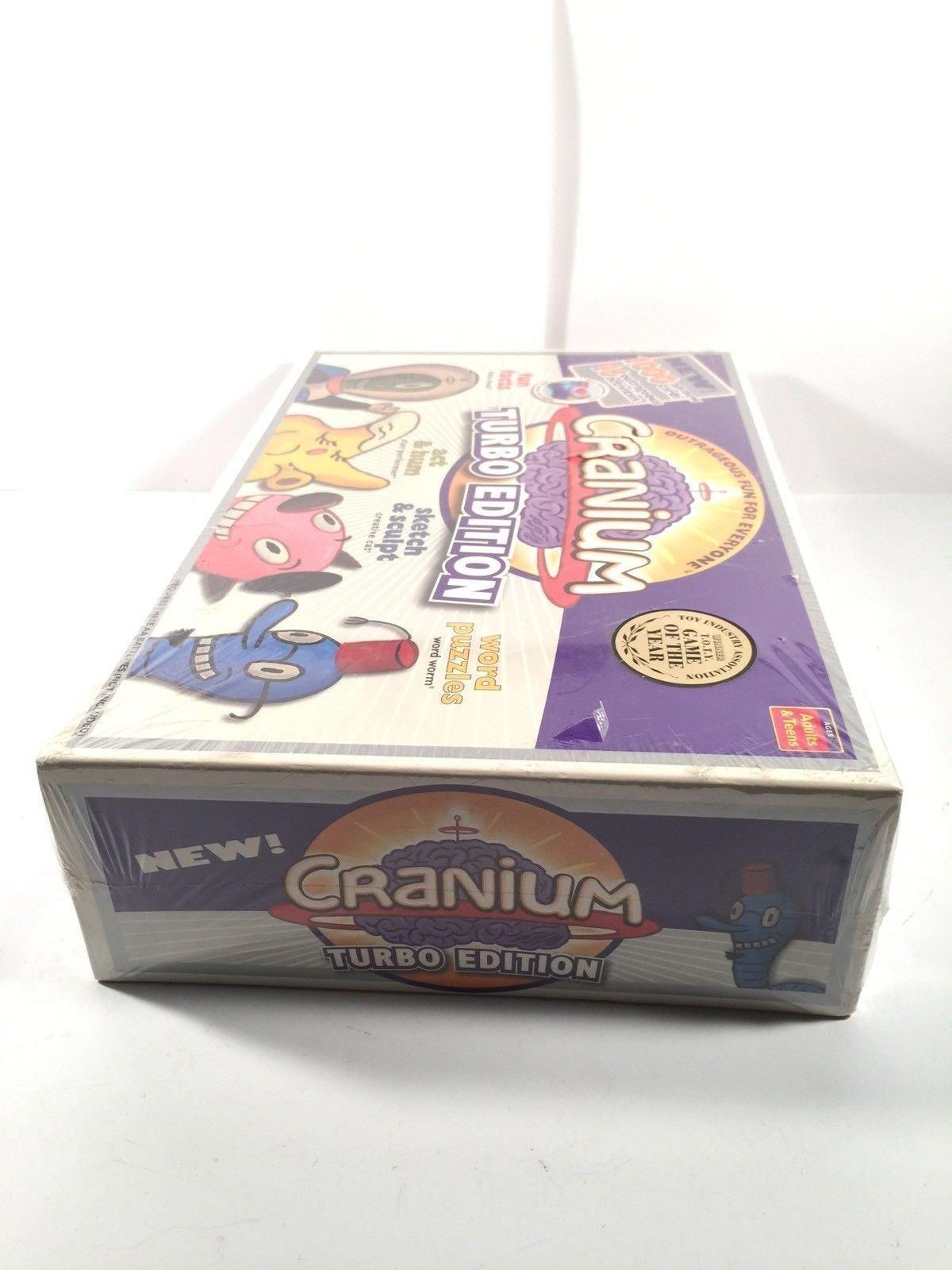 Baseman Cranium Turbo Edition 1000 NEW Cards 6 New Activities New In Box by Baseman (Image #5)