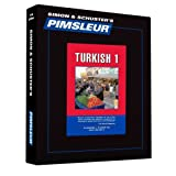 Pimsleur Turkish Level 1 CD: Learn to Speak and Understand Turkish with Pimsleur Language Programs (Comprehensive)