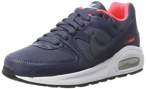 best service 3c029 09269 Nike Air Max Command Flex GS, Scarpe da Ginnastica Bambina, Multicolore  (Thunder Blue
