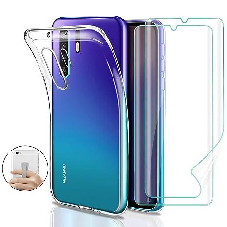 coque huawei p30 silicone transparente