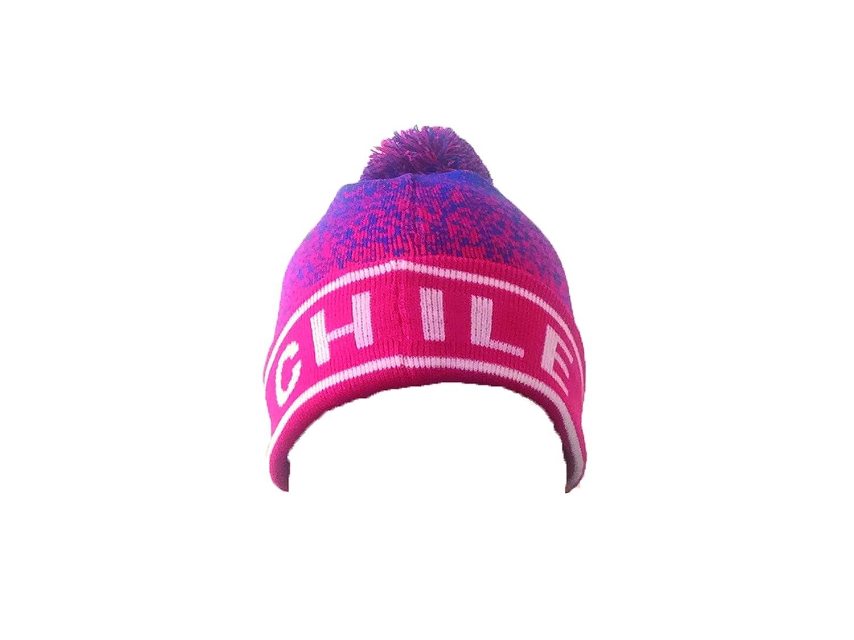 Amazon.com: Chile Beanie, Gorra de Invierno de Chile, Chile Winter Hat: Clothing