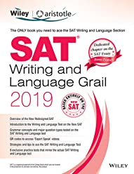 Wiley's SAT Writing and Language Grail 2019