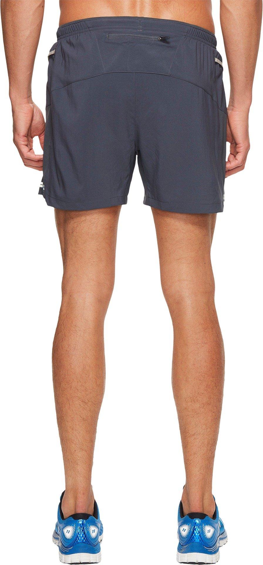 Brooks Men's Sherpa 5'' Shorts Asphalt Medium 5 by Brooks (Image #3)