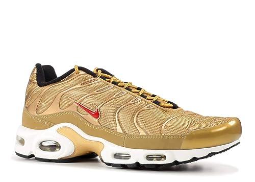 Nike AIR MAX Plus QS 'METALLIC Gold' 903827 700: