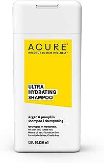 product image for ACURE Ultra Hydrating Shampoo | 100% Vegan | Performance Driven Hair Care | Argan & Pumpkin - Ultra Hydrating Moisture & Omega Fatty Acids | 12 Fl oz
