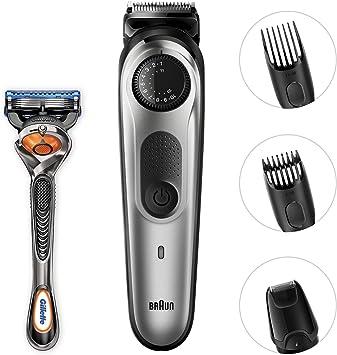 Braun Base 81679644 depiladora para la barba Negro, Plata ...