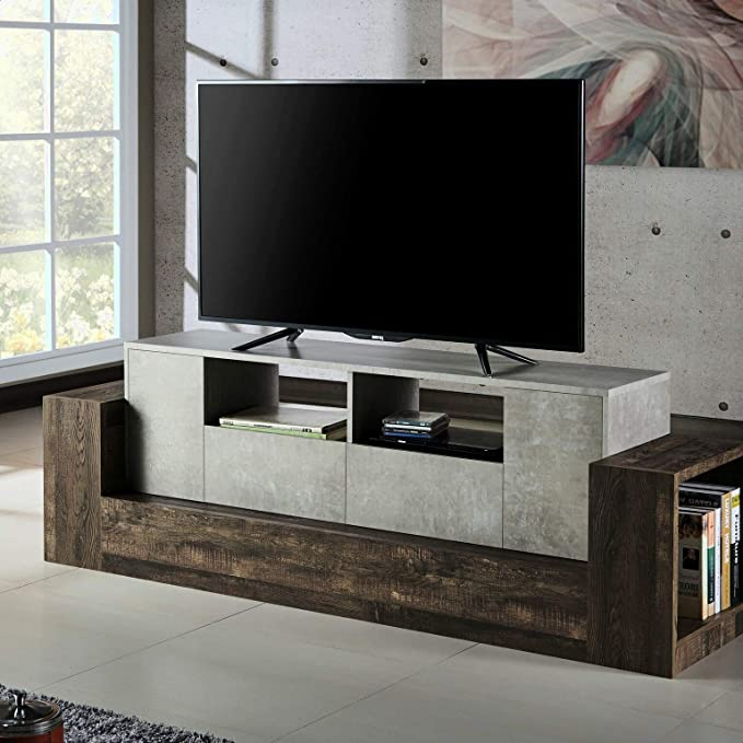 Algona Tv Stand For Tvs Up To 78 Home Audio Theater