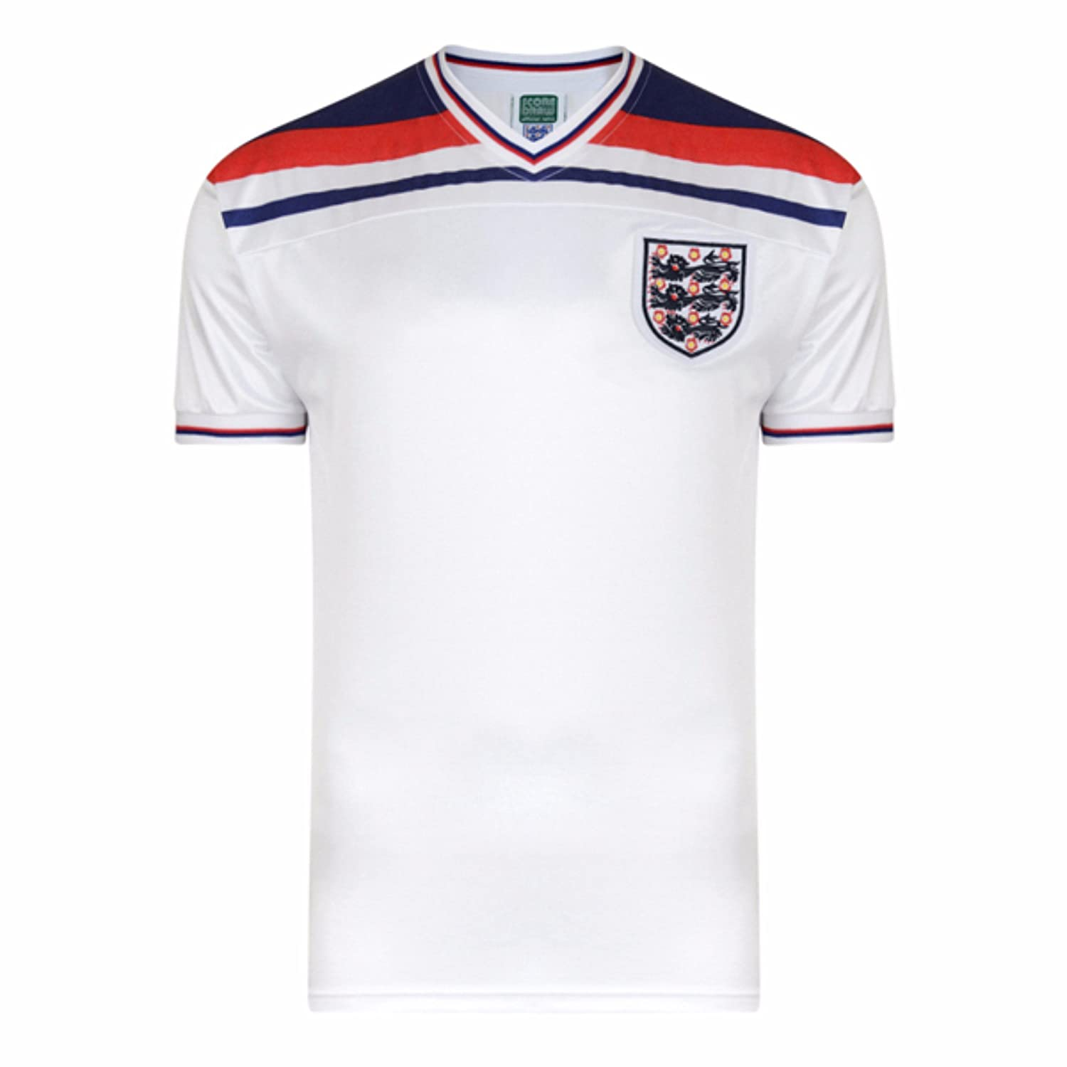 England FA Mens Official 1982 World Cup Final T-Shirt
