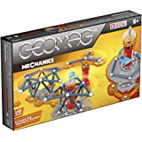 Geomag 146-Piece Mechanics Construction Set – Mentally Stimulating for Children and Adults – Safe and Construction – For Ages 5 and Up