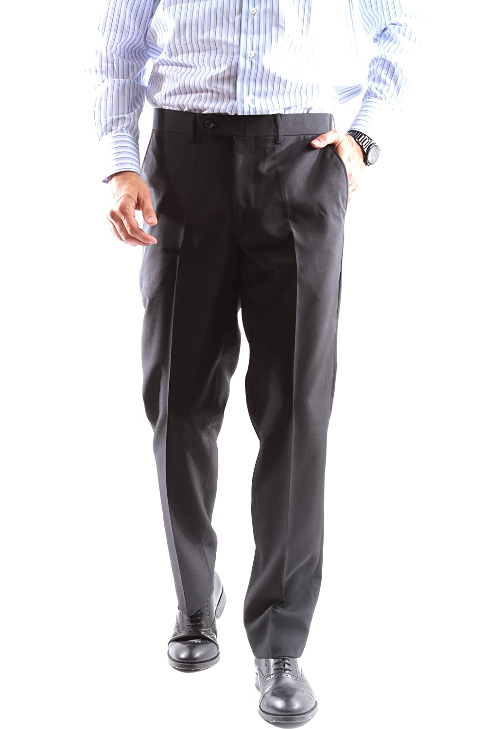 Mens Single Breasted Two Button Dress Suit