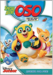 Disney Special Agent Oso The Spy Who Helped Me