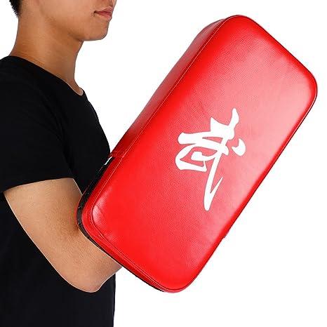 lzn Schlagpolster Schlagkissen Trittkissen Kickpolster Kickboxen Thaiboxen Muay Thai Karate grosses