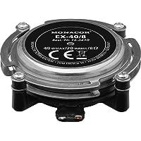 MONACOR EX-40/8 audio-exciter, resonator voor muziek- en spraakweergave, lichaam-geluidsomvormer met hoge belastbaarheid…