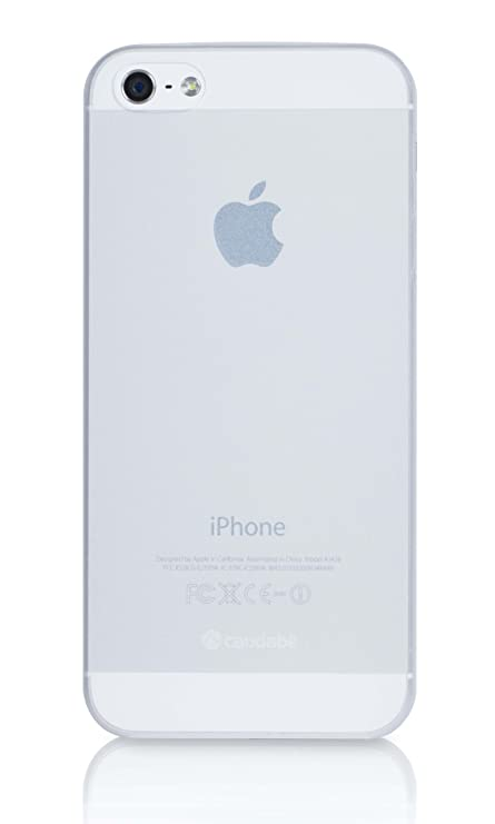 the latest 11a0f 56560 Caudabe: The Veil iPhone SE/5S Premium Ultra Thin iPhone Case (Frost)