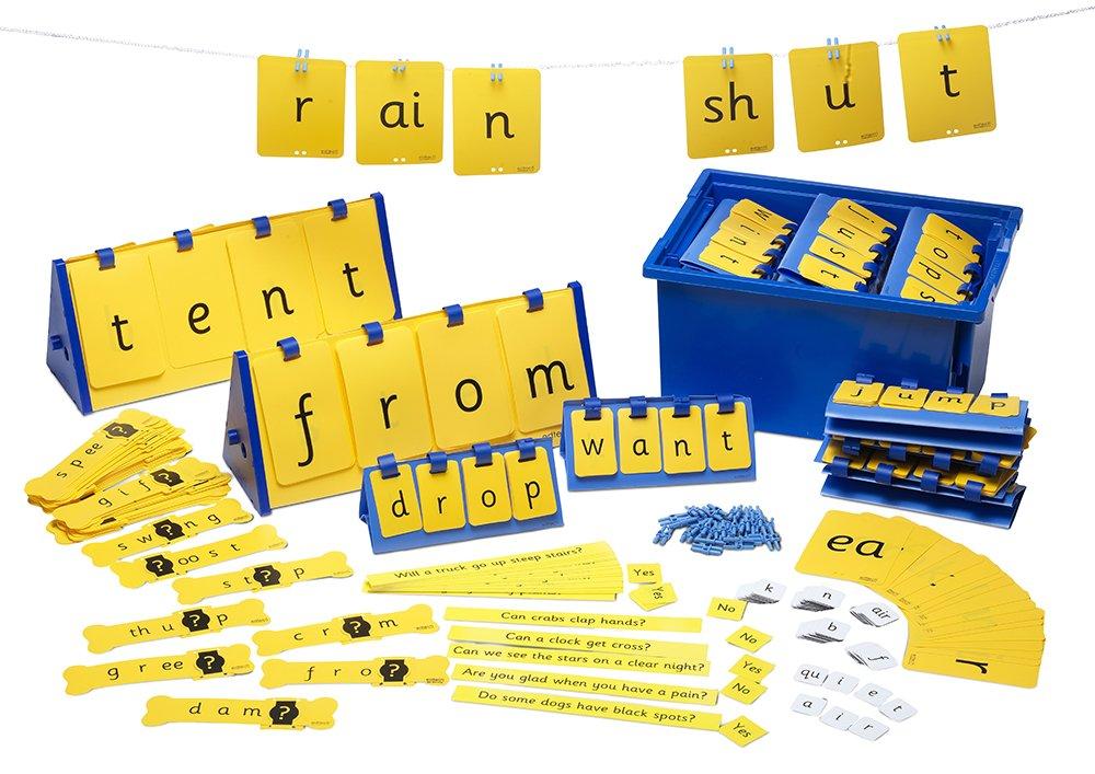 Inspirational Classrooms 3019310 ''Phase 4 Phonics Set Educational Toy
