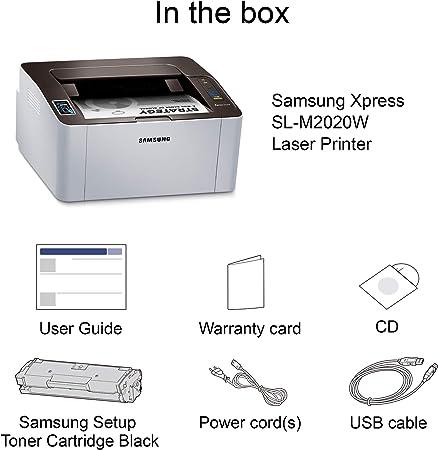 Samsung-Wireless-Monochrome-Printer