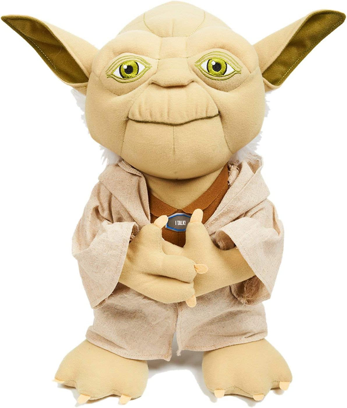 Amazon.com: Juguetes subterráneos, figura de Yoda de Star ...