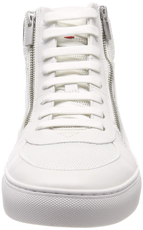 HUGO Futurism_hito_nams, scarpe da ginnastica a a a Collo Alto Uomo 635baf
