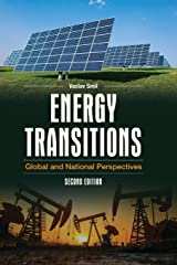 Energy Transitions: Global and National Perspectives, 2nd Edition Hardcover