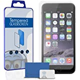 Magic Glass Protection d'écran en verre trempé pour iPhone 5S/iPhone 5C / iPhone 6/ Iphone 6 Plus Dureté 9H