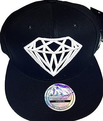 7f0470af State Property Diamond Snapback Caps, Mens Ladies Flat Peak Bling Hip Hop  Drip Baseball Hats: Amazon.co.uk: Clothing