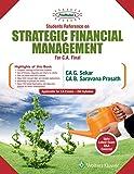 Students' Referencer on Strategic Financial Management: Padhuka CA Final