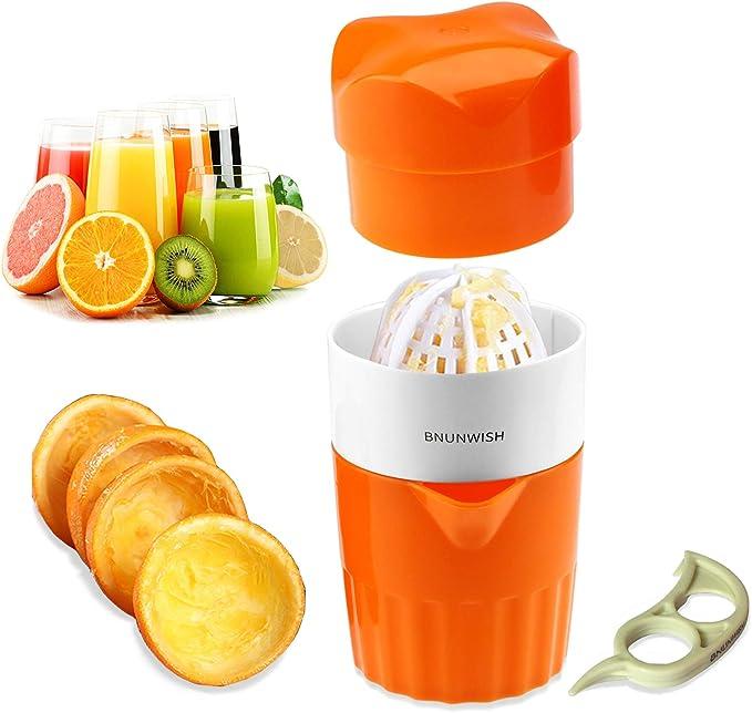 Mini Fruit Juice Cup Orange Lemon Juice Squeeze Tool Squeezer with Funnel Juicer