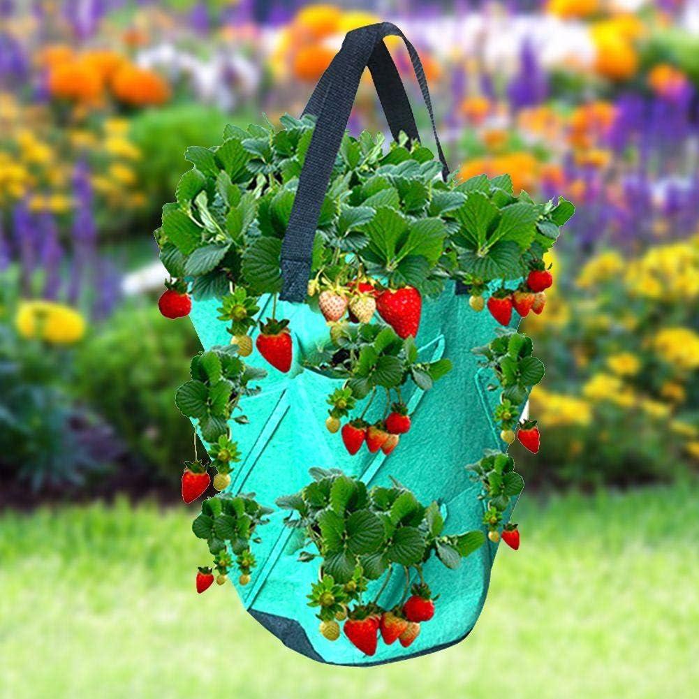 Stoff Garten Kindergarten. Gem/üse Anbau Taschen Pflanzer Taschen Xiongtai Anbau Taschen f/ür Pflanzen Kartoffel Anbau Taschen