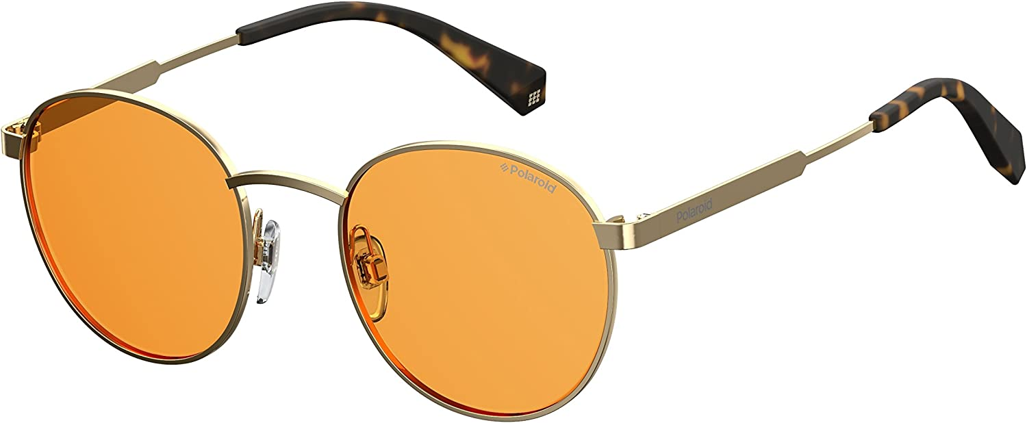 Polaroid PLD 2053/S HE L7Q 51 Gafas de sol, Naranja (Orange/Copper Pz), Unisex Adulto